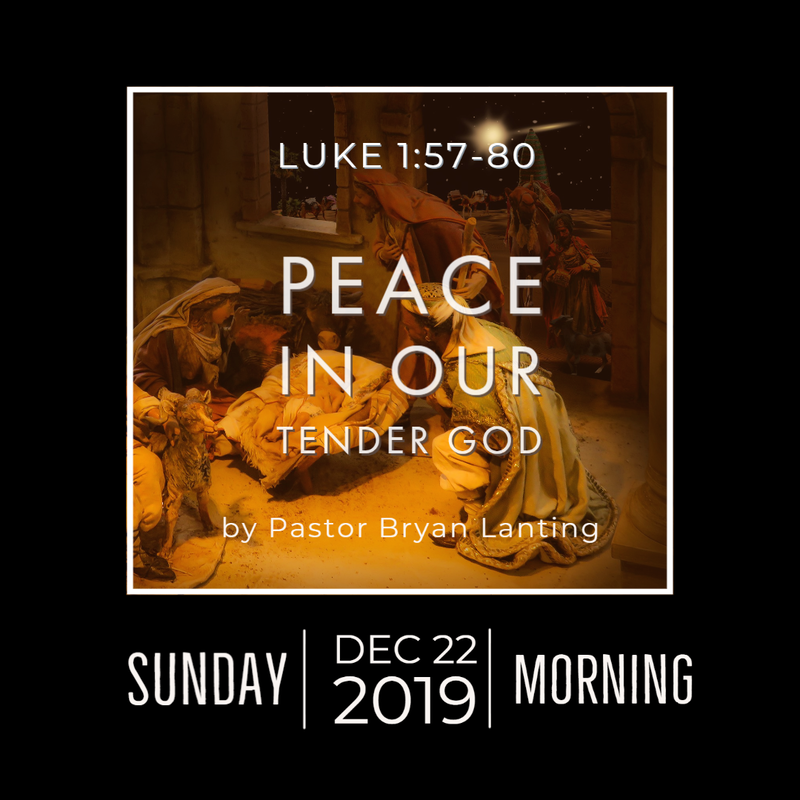 December 22, 2019 Morning Luke 1 Lanting Audio Message