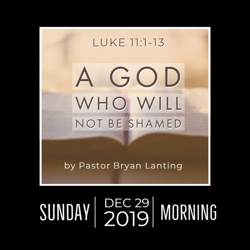 December 29, 2019 Morning Luke 11 Lanting Audio Message