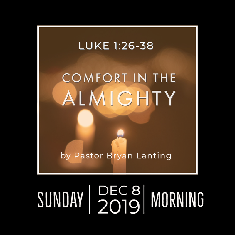 December 8, 2019 Morning Luke 1 Lanting Audio Message