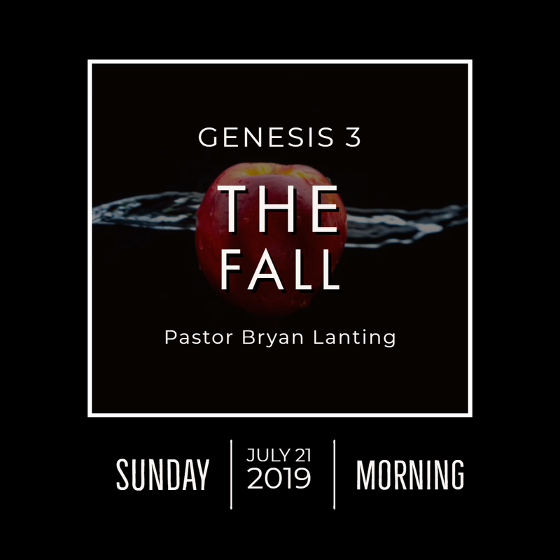 July 21, 2019  Morning Genesis 3 The Fall Lanting Audio Message